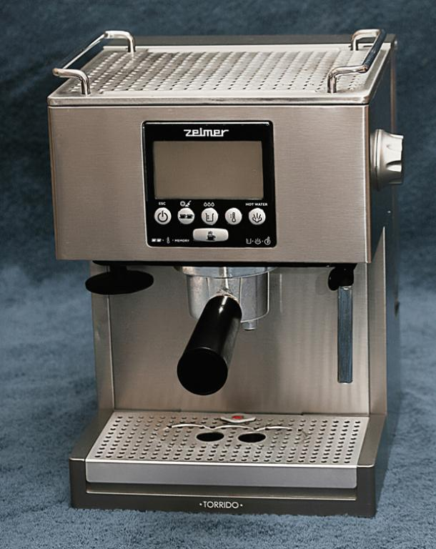 Ekspres do kawy zelmer torrido 18 BAR